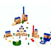 Islamic City building Blocks