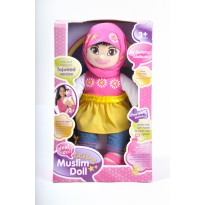 Muslim Talking Girl Doll